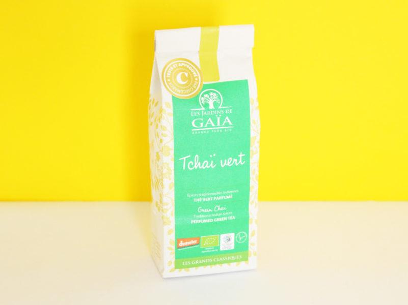 thé tchaï